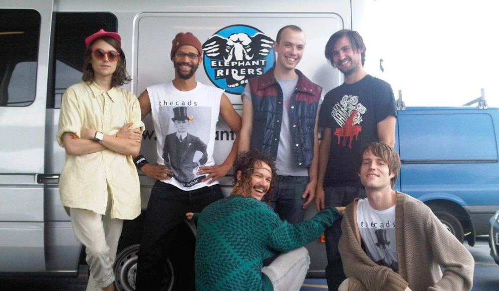 Elephant Riders with Darwin Deez