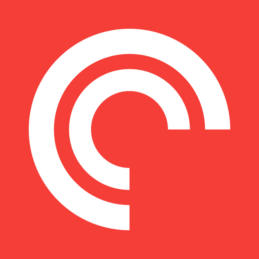 Pocket Cast Podcast Player Logo / Icon (2019)