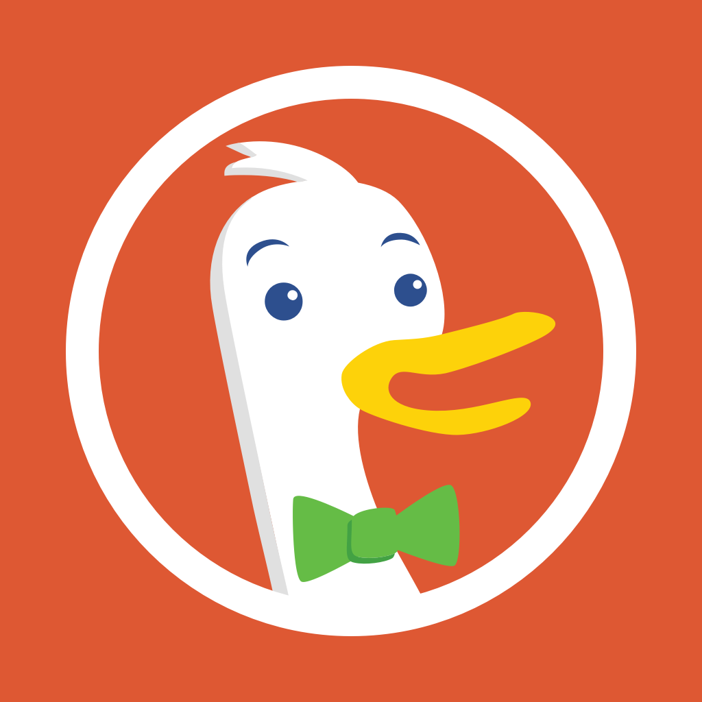 Duck Duck Go Icon Logo