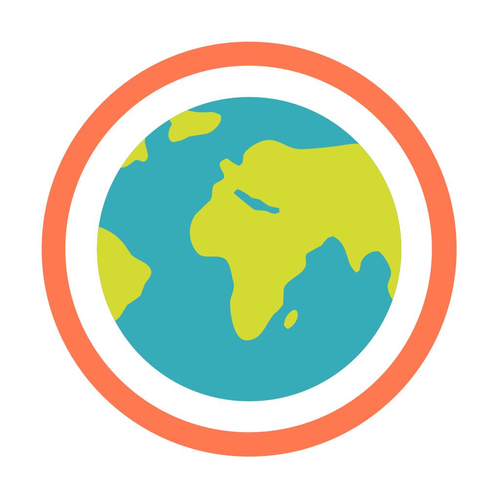Ecosia logo icon