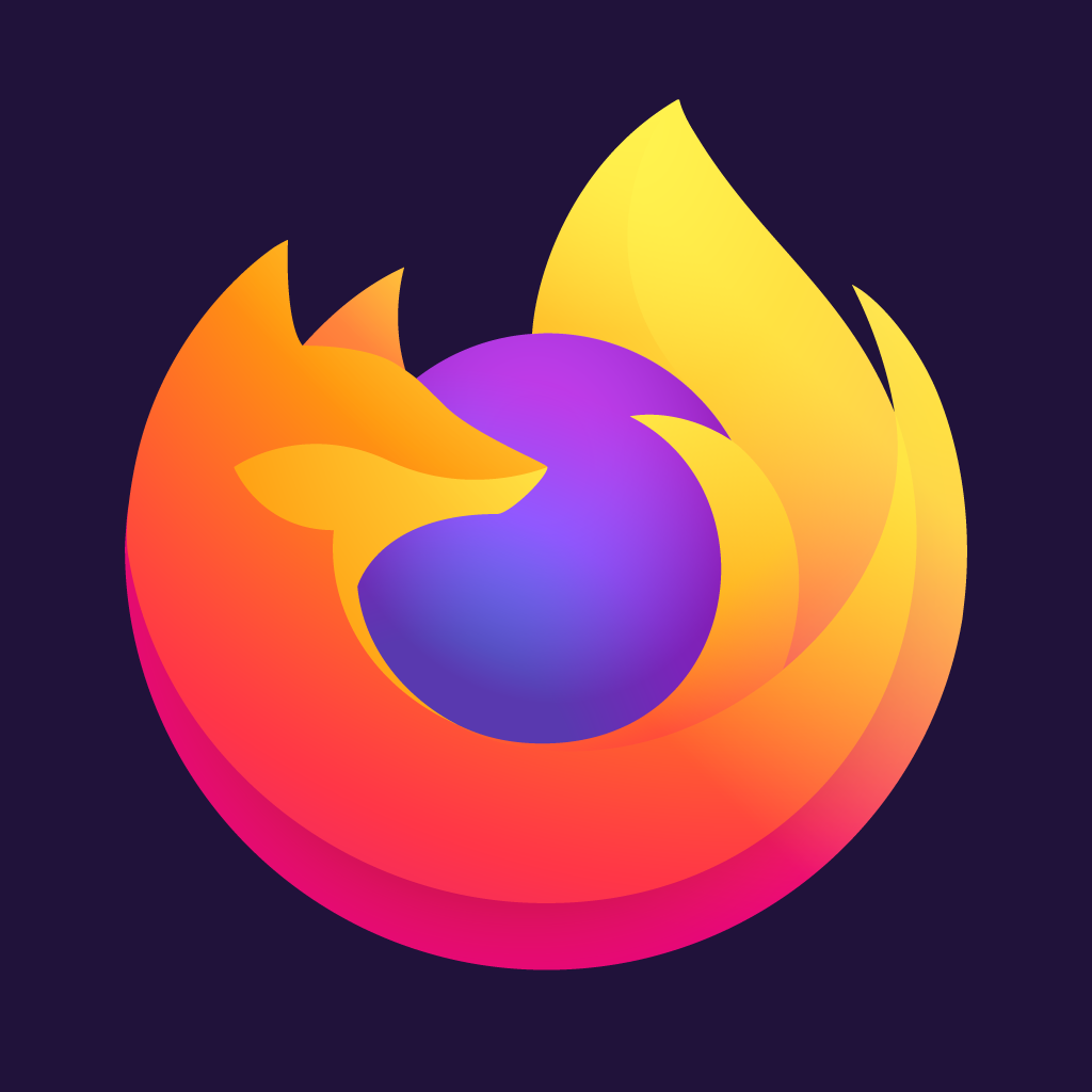 Firefox Logo Icon for iPhone