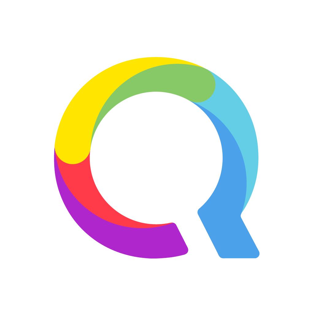 Qwant logo icon
